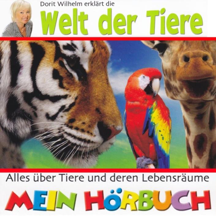 Welt der Tiere Hörbuch